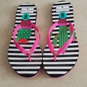 Kate Spade New Flip Flops